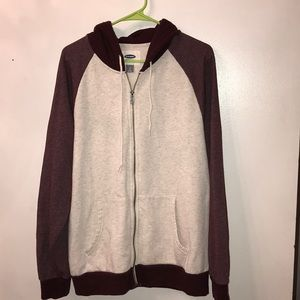 Old Navy Hooded Sweat Top